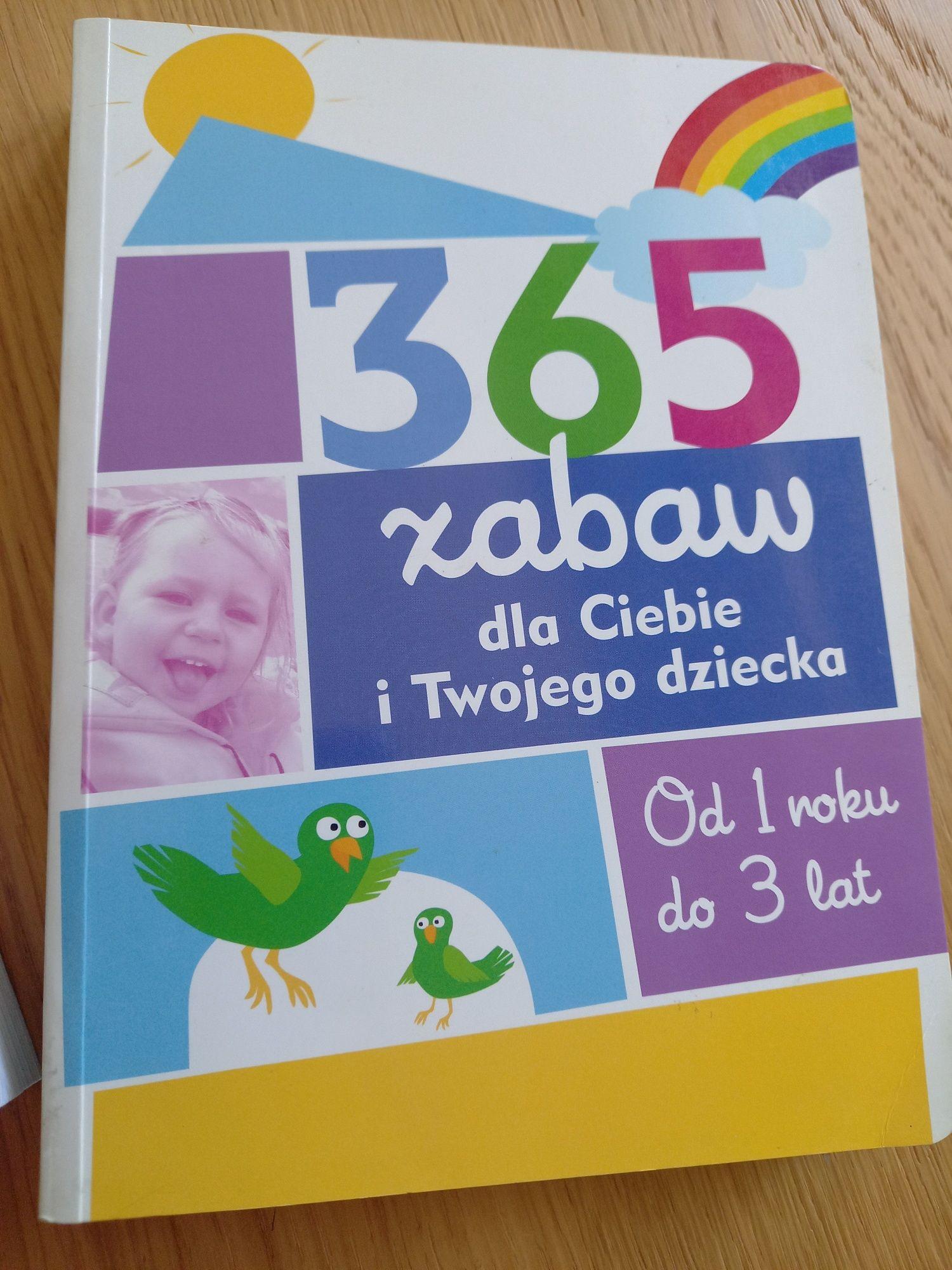 365 zabaw dla Ciebie i dziecka