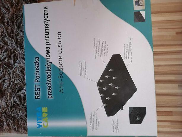 Poduszka przeciwodleżynowa pneumatyczna