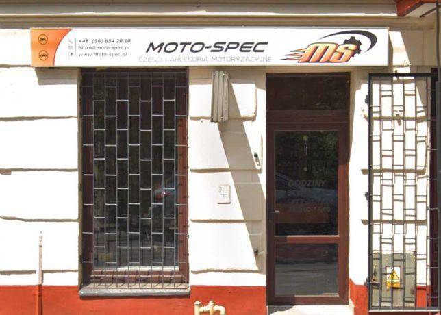 Sprzedam firmę Moto-Spec