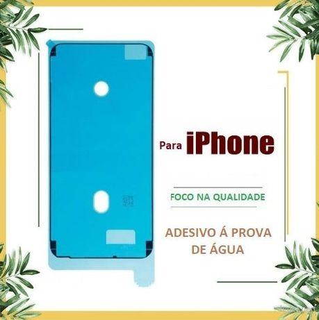 Adesivo do Ecrã / LCD iPhone 6S/6S Plus /7/7 Plus/ 8 / 8 Plus / X / XS
