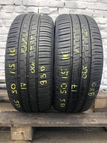Літні шини 195/50 R15 Falken Ziex Ze310 4ШТ 7.7mm /2017