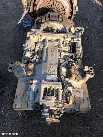 Skrzynia biegów Mercedes Actros MP2 G211-16