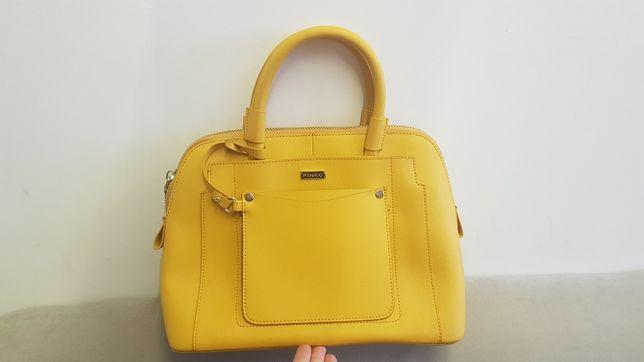 PINKO skórzana torebka do ręki