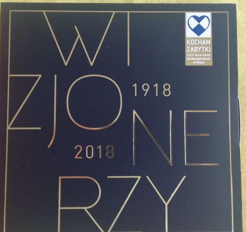 Wizjonerzy. 1918/2018.