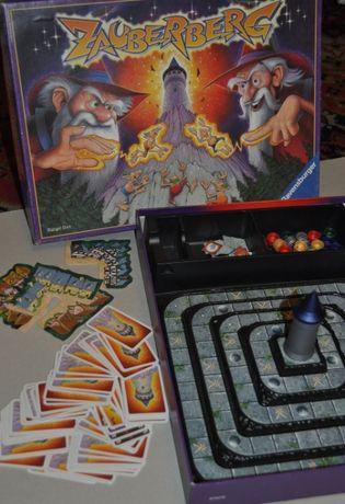 Gra planszowa Merlin & Co dla dzieci wysyłka 1zł