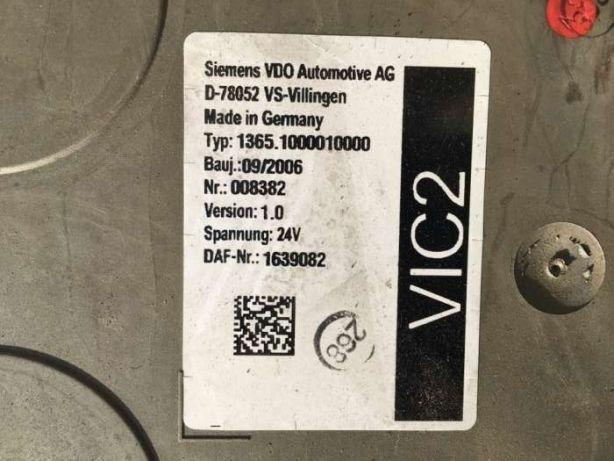 Электронный блок VIC2 VIC3 1639082 для DAF XF105, XF95
