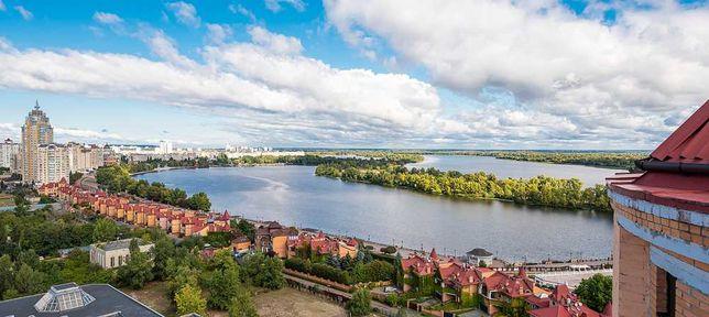 Видовые апартаменты 350м/3 уровня/терраса! Оазис/Сталинграда 10а!