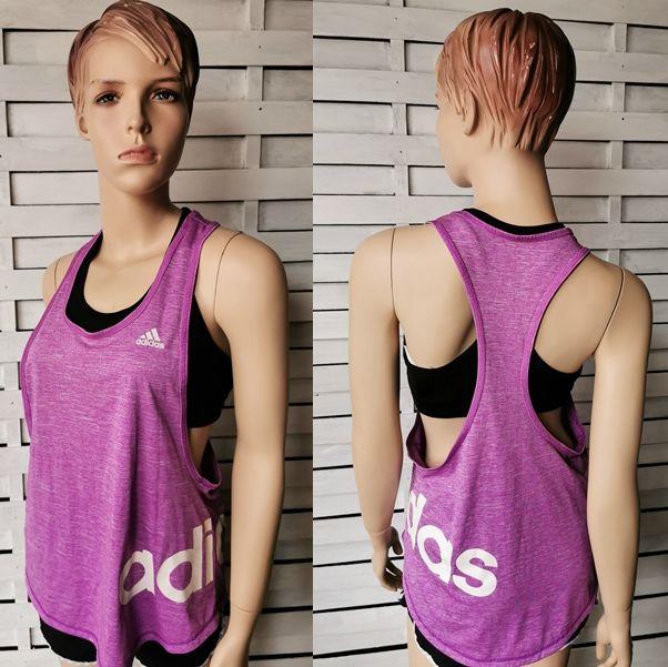 Adidas sportowa S fitness bieganie damska IDEALNA ORYGINALNA Leszno - image 1