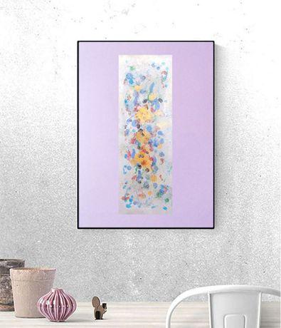 ładna abstrakcja, dekoracja do pokoju, design minimalizm, loft grafika