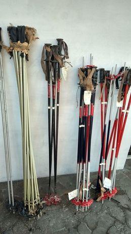 Лыжные палки, которые подходят для Скандинавской ходьбы, с ремнями!!!