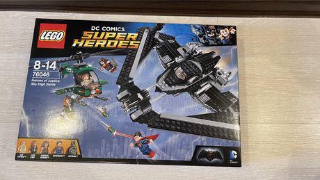 LEGO DC Super Heroes Поединок в небе (76046)