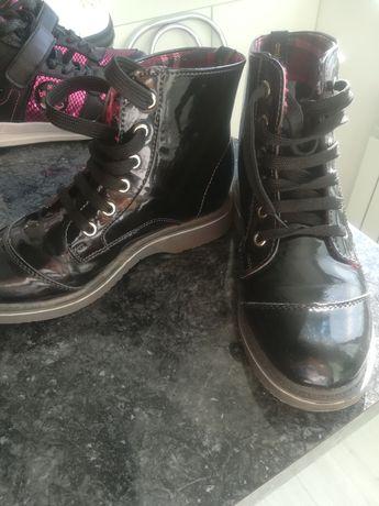 Демисезонные ботинки р. 31