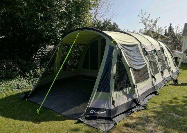 Продам палатку семейную отличную
