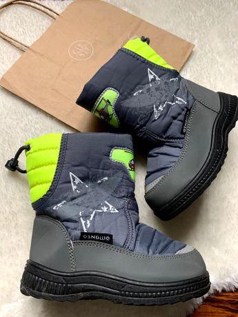 Взуття зимове, обувь , обувь для мальчика