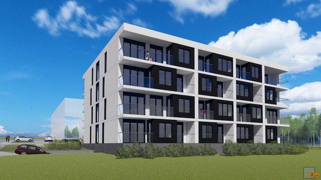 Mieszkanie w nowym bloku Apartamenty Zaciszna Polana