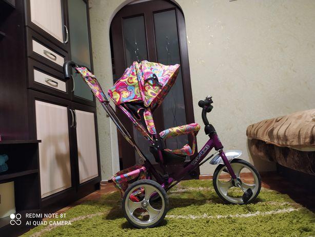 Продам дитячий трьохколісний велосипед