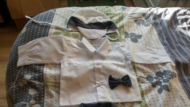 Ubranko dla chłopca na chrzest 62
