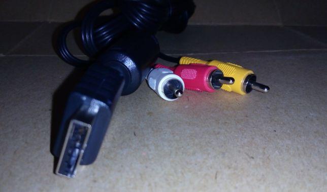 Sony PlayStation 3 кабель 2,5м Оригинал! видео AV TV Cable PS1 PS2 PS3