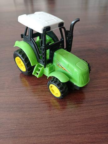Traktorek zabawka