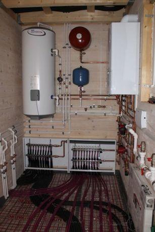 Сантехнические работы в Одессе. Водопровод водоотвод отопление