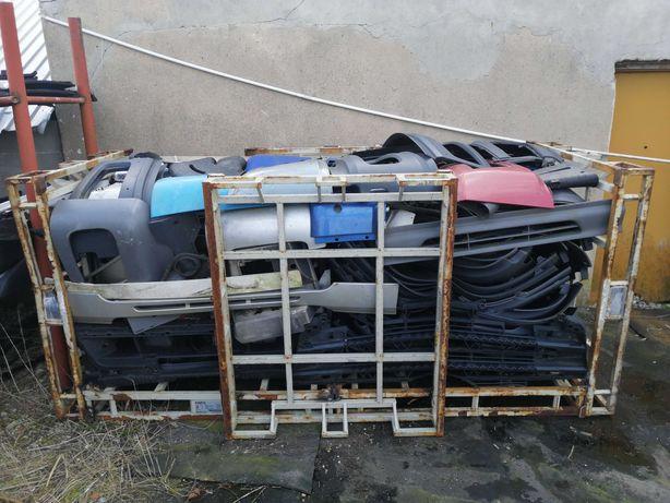 Części Tir Actros Atego Pakiet Duży Kosz