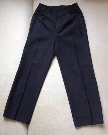 Школьные брюки черные штаны