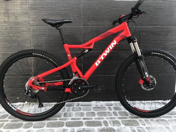 Велосипед Btwin 540s (cube trek scott focus merida fuji giant)