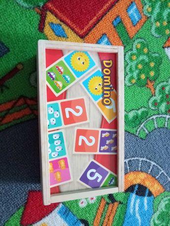 Domino gra dla dzieci