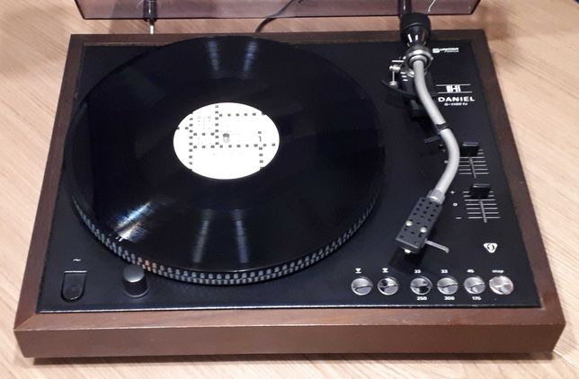 Gramofon Daniel G-1100fs Unitra Fonica Hi - Fi