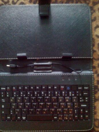 Чехол с клавиатурой для планшета 7