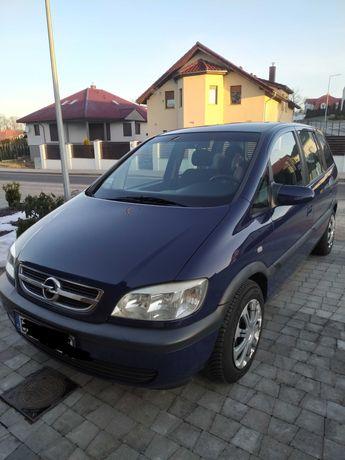 Opel Zafira 1.6 benzyna