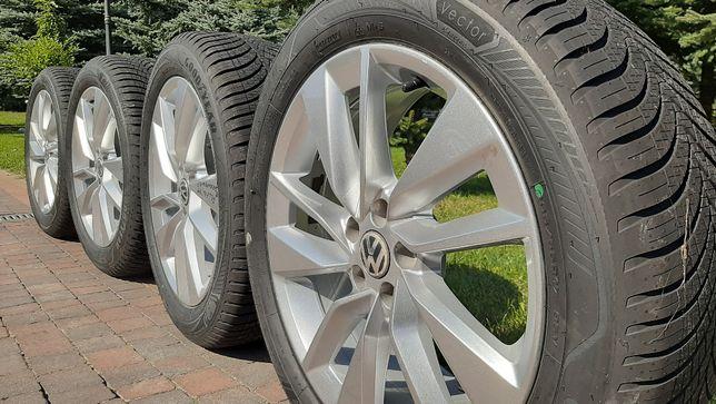 VW T-CROSS 17 cali wielosezon KOŁA