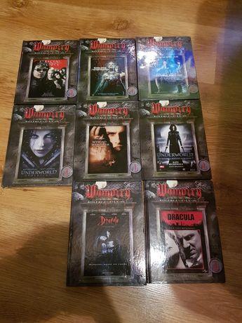 Zestaw filmów nr 3 wampiry płyty DVD z książeczką