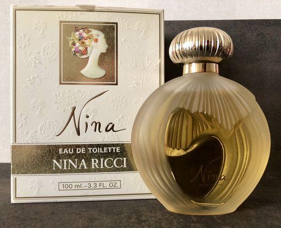 NINA RICCI Винтаж 100 ml