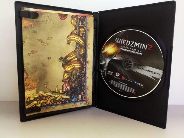 Gra PC Wiedźmin 2: Zabójcy Królów EDYCJA ROZSZERZONA