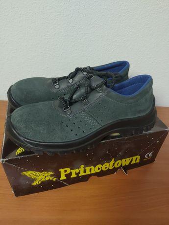 Sapatos Biqueira de Aço NOVOS