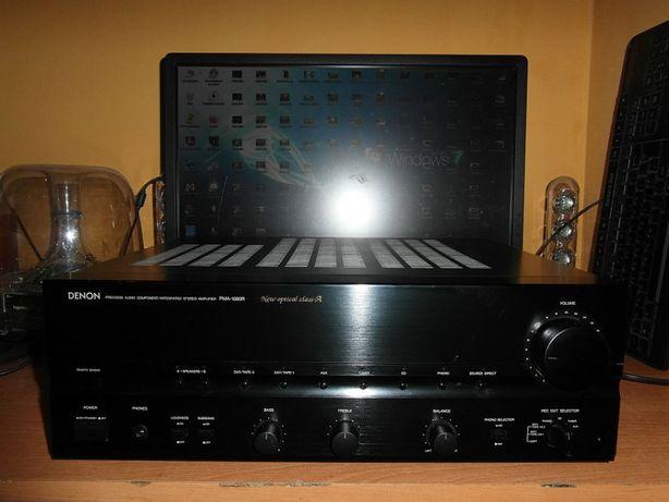 Wzmacniacz stereo najwyższy model DENON PMA-1080R 2x105W Hi-End Japan!