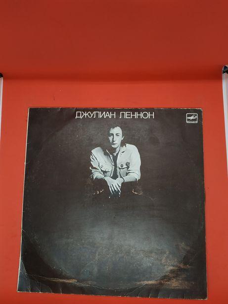Джулиан Леннон виниловая пластинка ссср