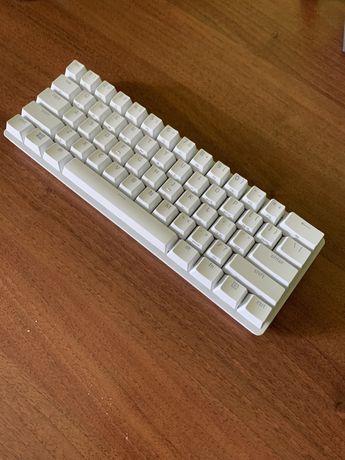 Клавиатура механическая Razer Huntsman mini white Optical switch