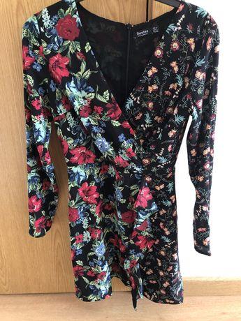 Vestido Flores Berskha