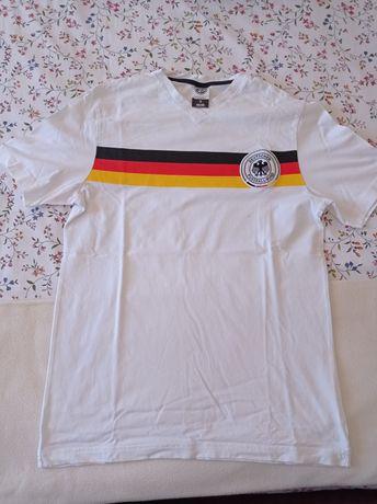 Camisola da Alemanha de tamanho S