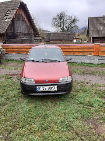 Авто Fiat punto у доброму стані