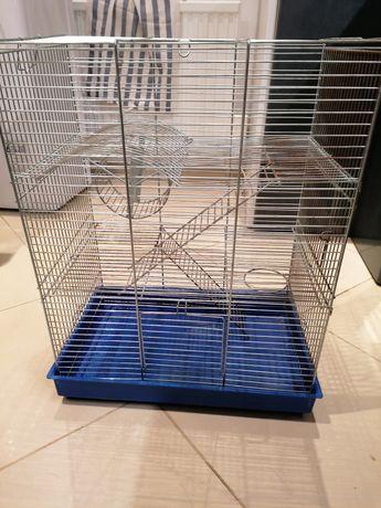Klatka dla chomika, myszki! 2 piętra