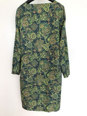 Vestido By Malene Birger italiano em tons verde tamanho 36