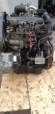 Двигун т4 т2 пасат б3 б4 гольф 1.9 тд td турбо дизель комплектний