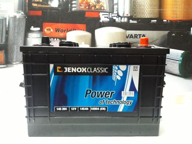 Akumulator 145AH 1000A Manitou kwadratowy 360x253x232