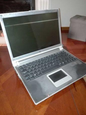 Portatil ASUS W3000 Intel Pentium M