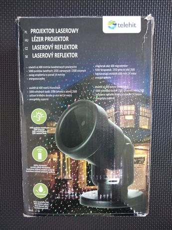 projektor laserowy wodoodporny solidny oświetlenie na impreze party