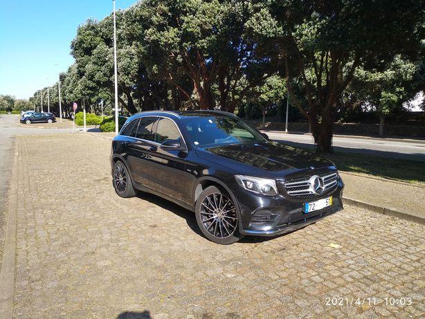 Mercedes GLC 220d AMG edition