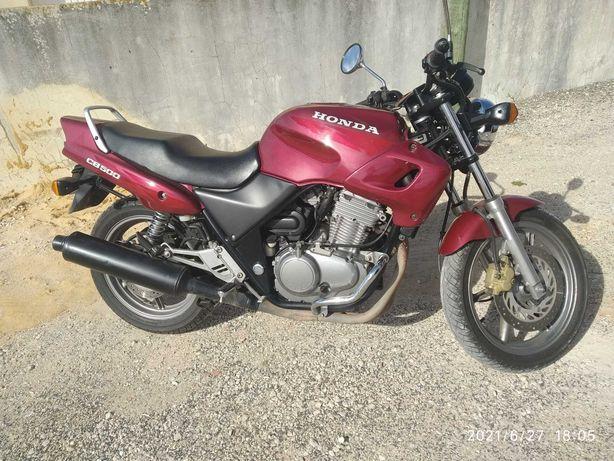 1997 Honda CB 500
